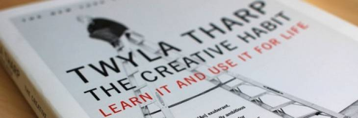 """10 Powerful Lessons from Twyla Tharp's """"The Creative Habit"""