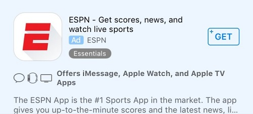 Apple's New App Store Search Ads Paying Off for Publishers