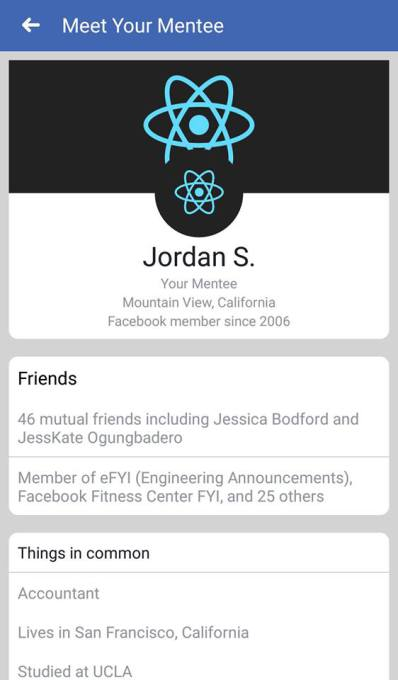 Facebook Is Testing a New Feature for Finding a Mentor or Mentee
